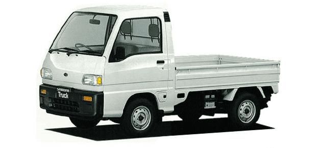 サンバートラックの写真